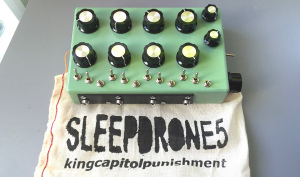 USED KINGCAPITOL PUNISHMENT/SKYCHORD SLEEPDRONE 5  2006