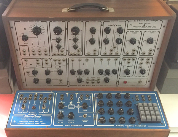 Vintage Electro Comp EML-200/300 combo SOLD!!!