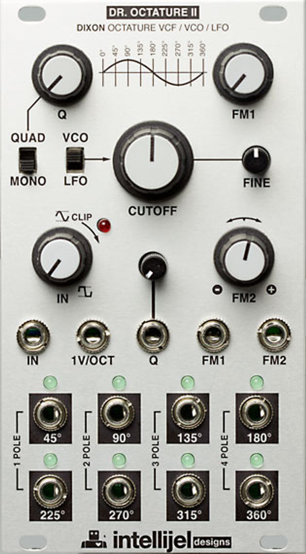 Intellijel Designs Dr. Octature II(Discontinued)