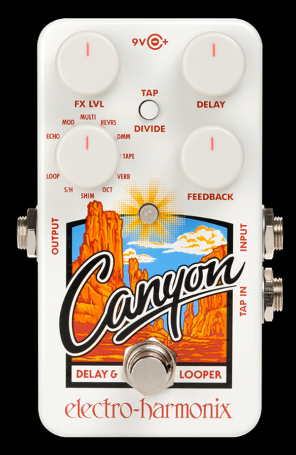 ELECTRO HARMONIX   Canyon