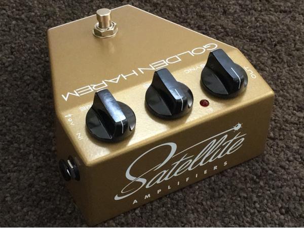 Satellite Amplifiers Golden Harem