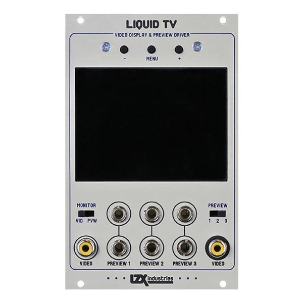 LZX – LIQUID TV