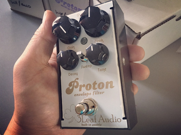 3Leaf Audio Proton Envelope Filter V3 Limited Run Gold over White