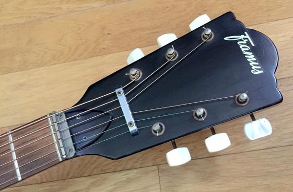 Vintage Framus 5/51 Studio Archtop Parlor Guitar RED SUNBURST