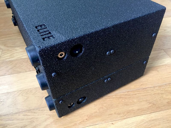 ELITE MODULAR  Portable 12U w/2x Intellijel TPS-80 Power