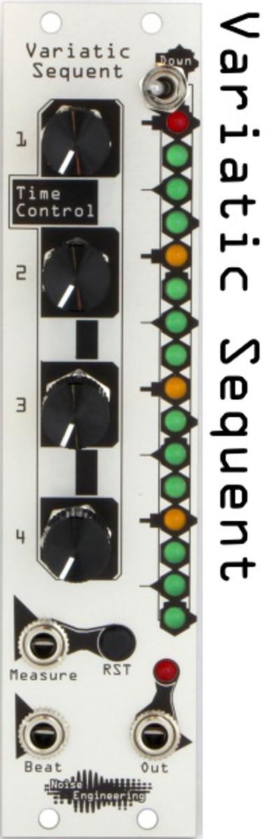 Noise Engineering Variatic Sequent + Variatic Multium