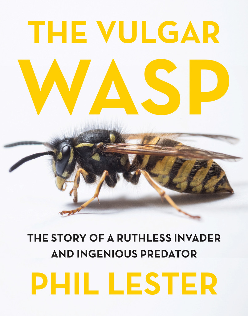 The Vulgar Wasp: The Story of a Ruthless Invader and Ingenious Predator