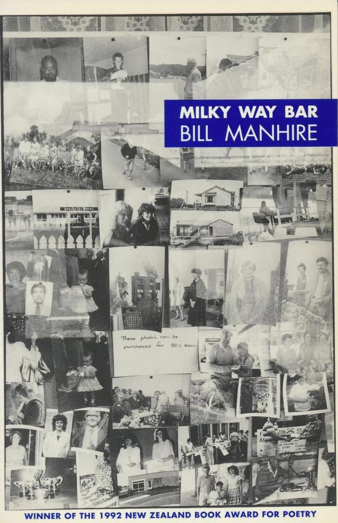Milky Way Bar