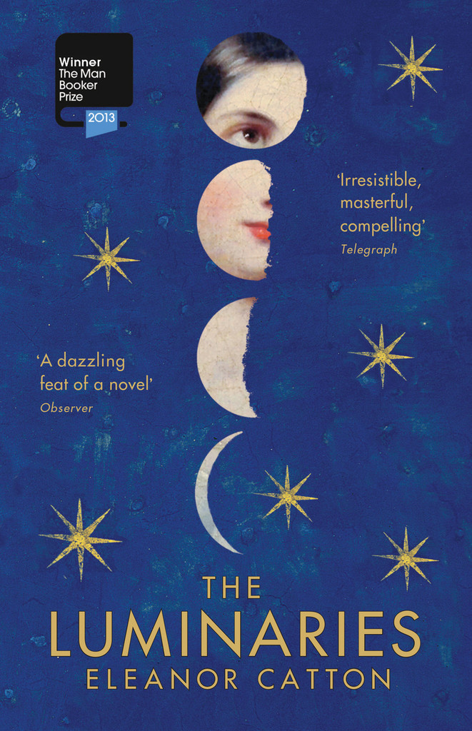 The Luminaries (B format paperback)