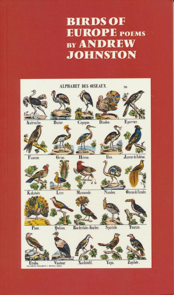 Birds of Europe