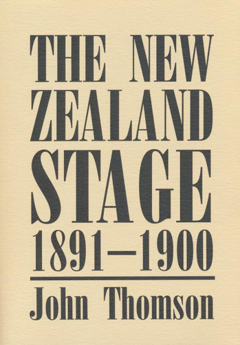 New Zealand Stage 1891-1900