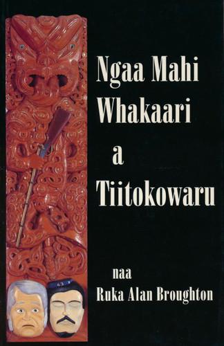 Ngaa Mahi Whakaari a Tiitokowaru PB