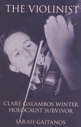 The Violinist: Clare Galambos Winter