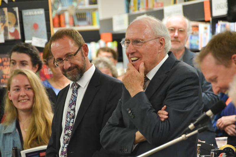 Sir Geoffrey Palmer's launch speech for Towards Democratic Renewal