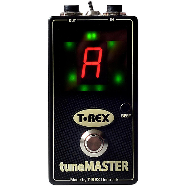 T-Rex Engineering Tunemaster Guitar Pedal Tuner