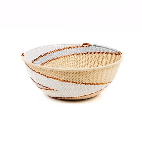 Regular telephone wire bowl