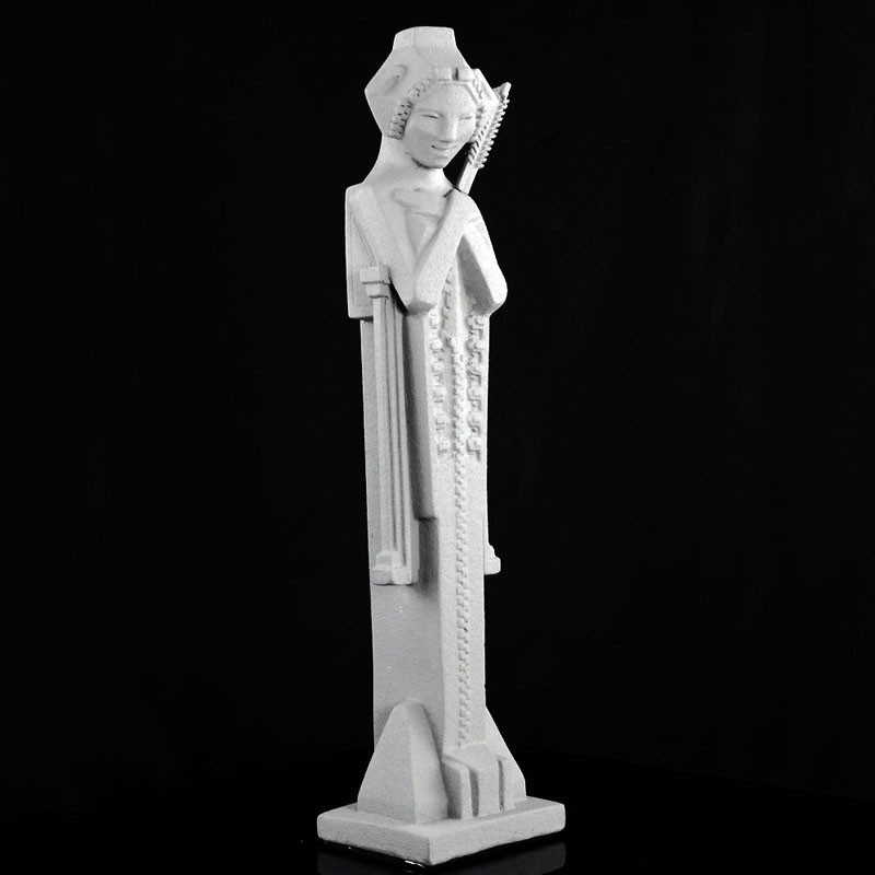 Frank Lloyd Wright Tabletop Sprite with Sceptre