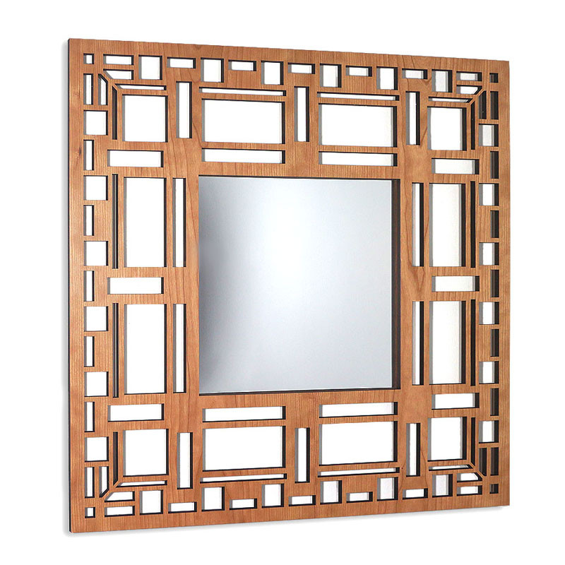 Frank Lloyd Wright Darwin D. Martin House Mirror