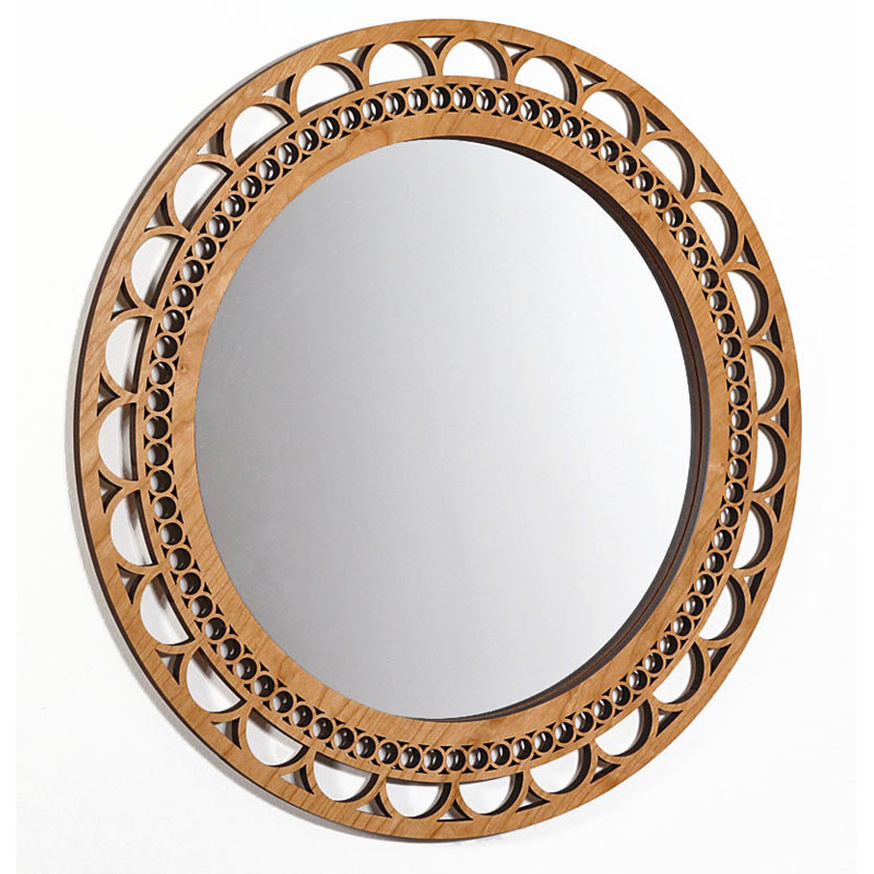 Frank Lloyd Wright Marin County Civic Center Mirror