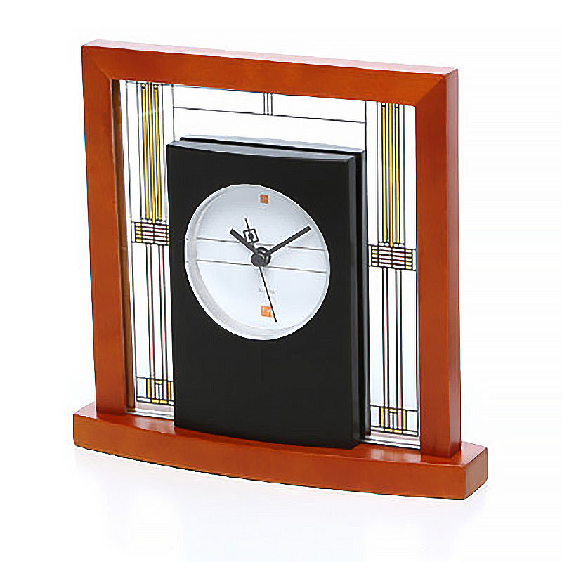 Frank Lloyd Wright Willits Table Clock