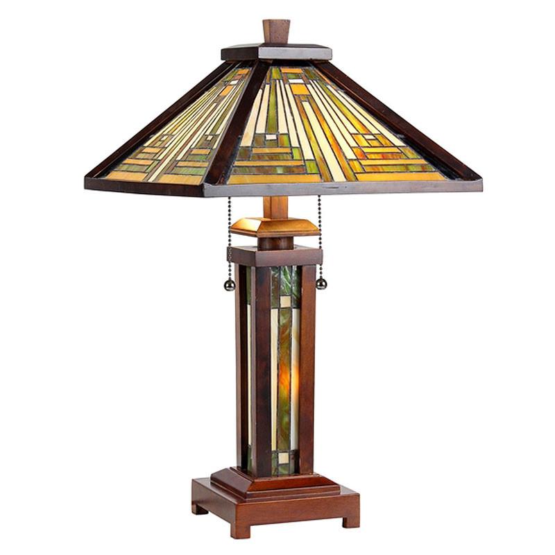 Arts & Crafts Innes Lamp