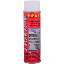 5 Star Foam multi-surface foaming cleaner