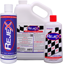 RejeX polymer sealant for paint and other hard, nonporous surfaces. Reduces friction, protects from UV as well as chemicals and environmental contaminants.