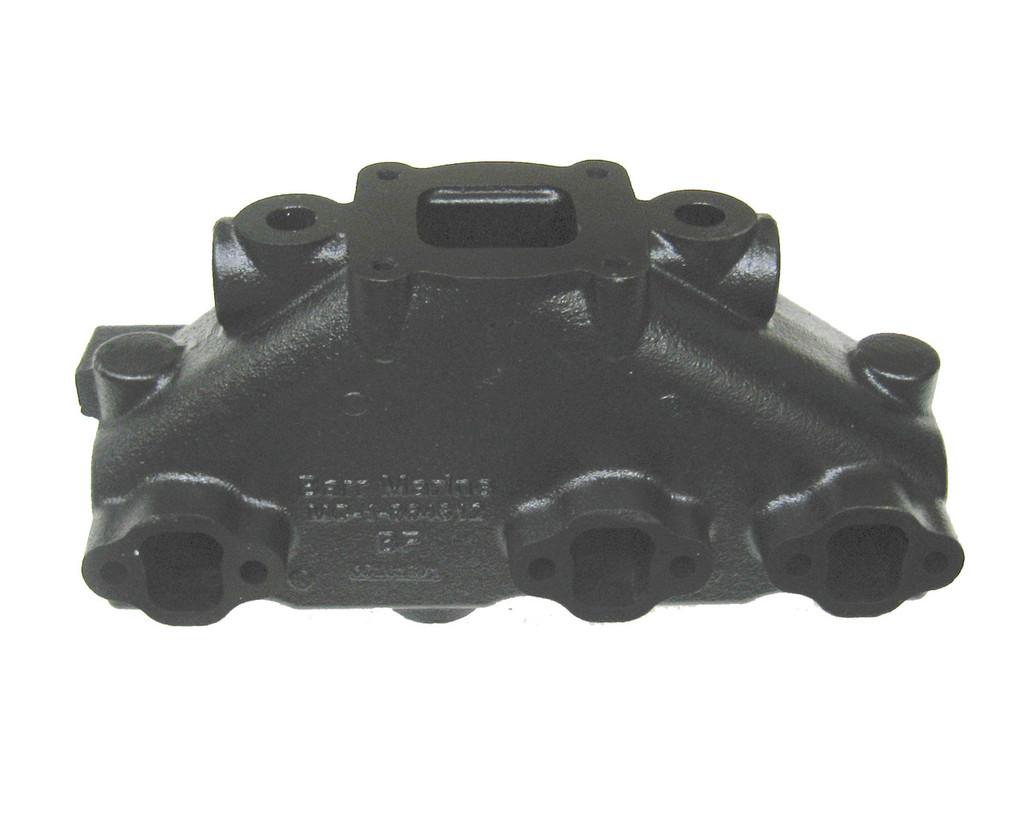MerCruiser V6 4.3L Center Discharge Dry Joint Exhaust Manifold,MC-1-864612