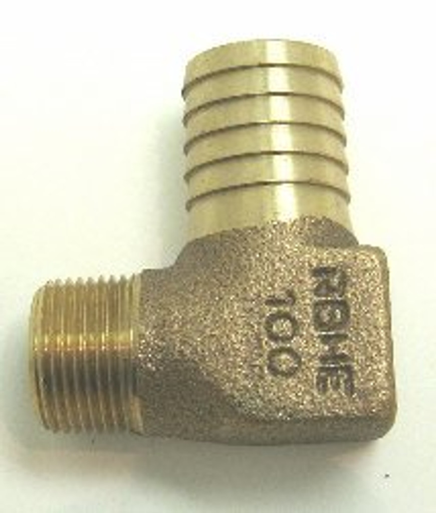 "1"" X 3/4"" 90 Degree Fitting,50-525-020"
