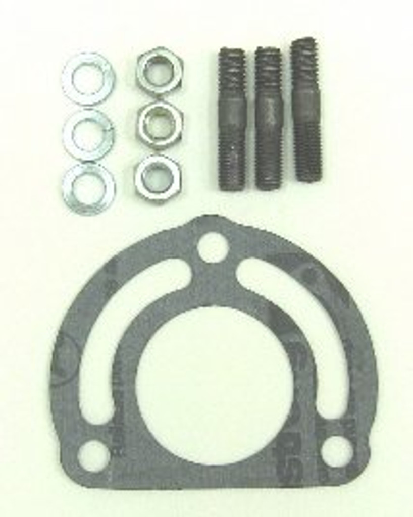 OMC End Cap Mounting Package (log style manifold),1-31214P