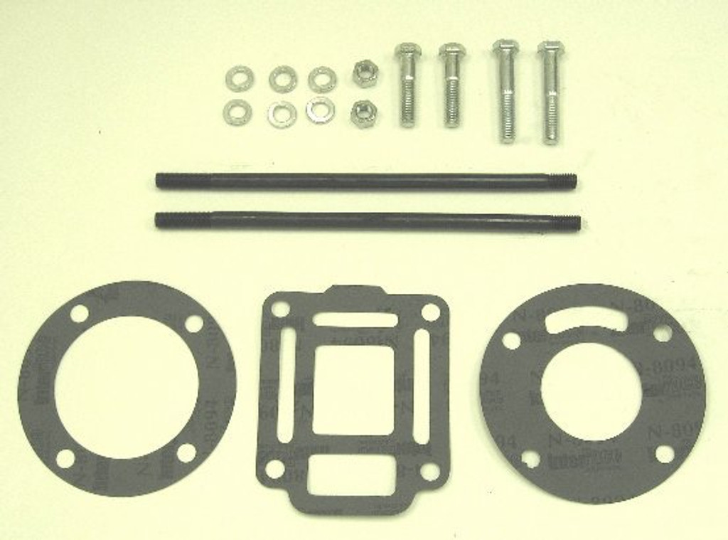 Exhaust Riser Mounting Package,CC-20-0828P