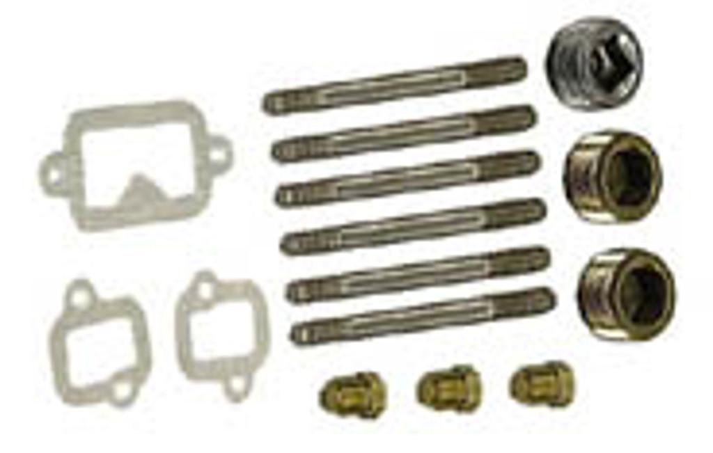 Chrysler Manifold Mounting Kit in Stainless Steel,CM-1-6677SS-P