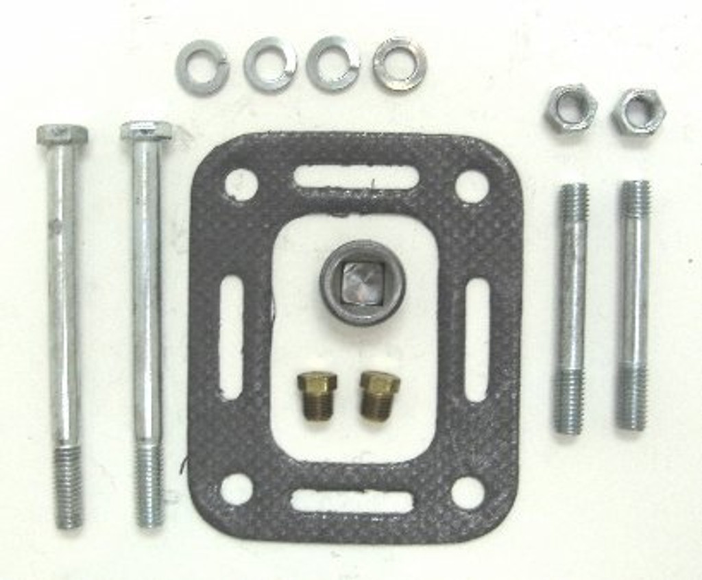 Crusader Center Discharge Riser Mounting Package,CR-20-98126P