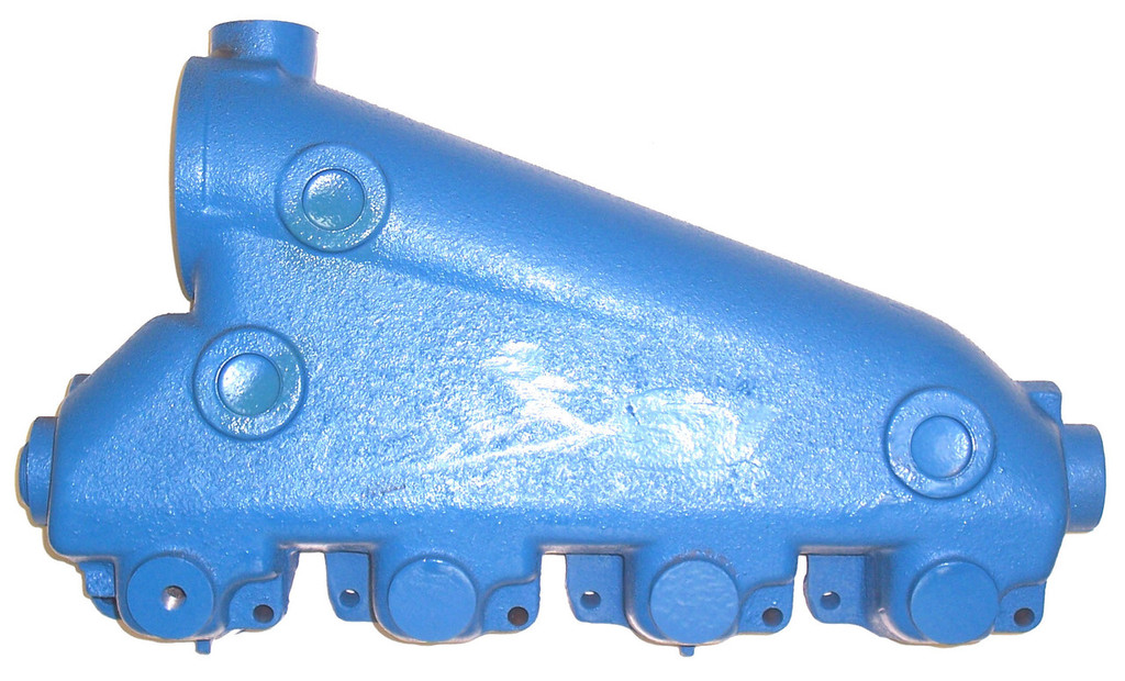Crusader Big Block Starboard Side (right) Exhaust Manifold,CR-1-97992