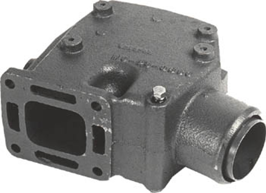 MerCruiser Exhaust Riser,MC-20-98504