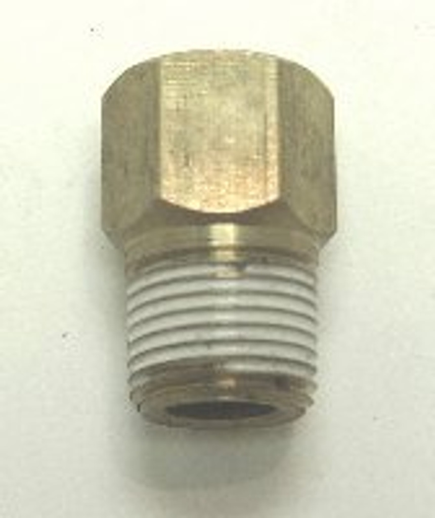 """MerCruiser 3/8"""" to 1/2"""" N.P.T. Bushing,MC-50-22-862557"""