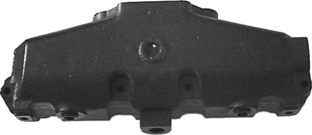 MerCruiser Center Discharge Exhaust Manifold for V8 Engine,MC-1-87114