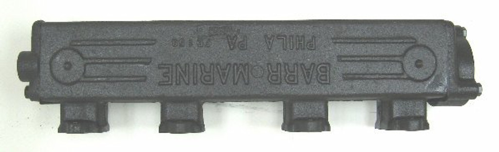 Ford/Mercury Exhaust Manifold Port SIde -left(V8),FE-1-58L