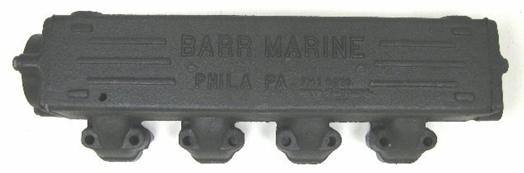 Ford Exhaust Manifold 302, 351 (starboard side -right),FM-1-6970R