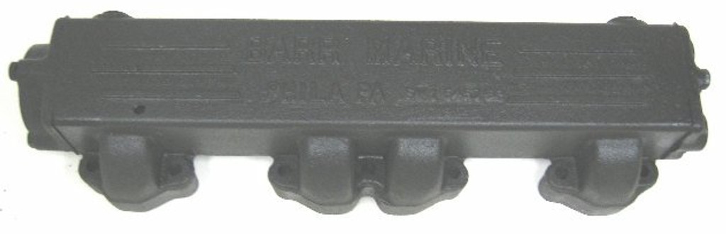 Ford Exhaust Manifold Small Block (port side -left),FM-1-5457L
