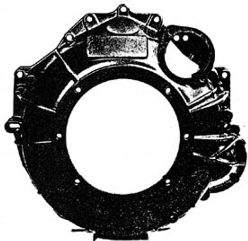 MerCruiser Chevrolet V8 Bell Housing, MC-24-44187