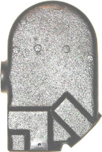 Aluminum Small Diesel riser,20-0101