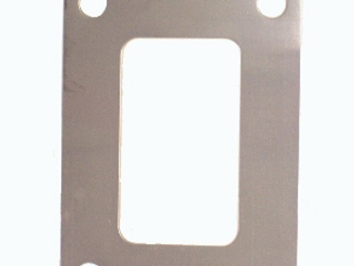 Exhaust Restrictor Plate,1-0106