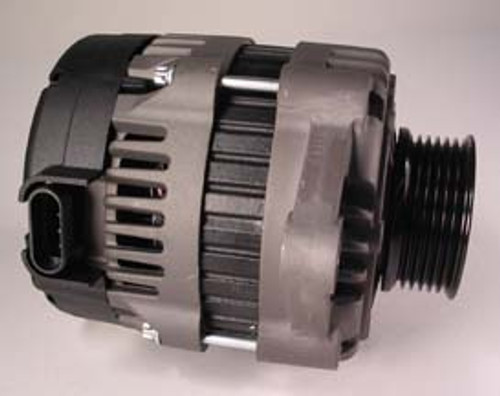 90 Amp Alternator (serpentine pulley) for 8.1 Liter GM Engine,575015