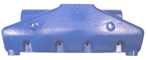 Crusader V8 Center Riser Exhaust Manifold, CR-1-98243
