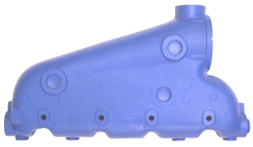 Crusader Port Side (left) Exhaust Manifold,CR-1-97753