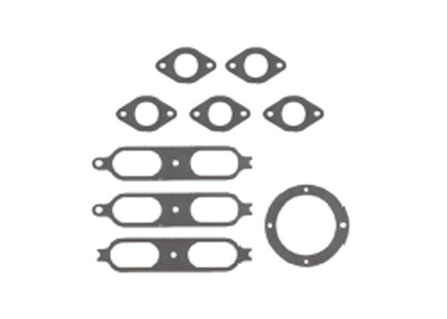 Detroit Diesel 6 or12V Exhaust Manifold Gasket Set,DD47-6710