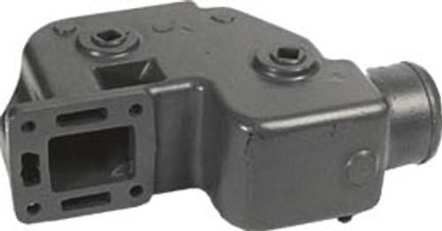 MerCruiser Exhaust Riser/elbow for V8 Engines,MC-20-76771