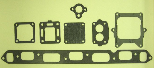 MerCruiser Exhaust Manifold Mounting Gasket Set,MC47-27-46401A1