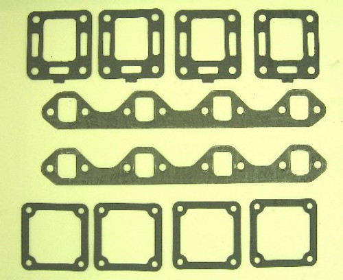 MerCruiser Exhaust Manifold Gasket Set,MC47-27-54566A1